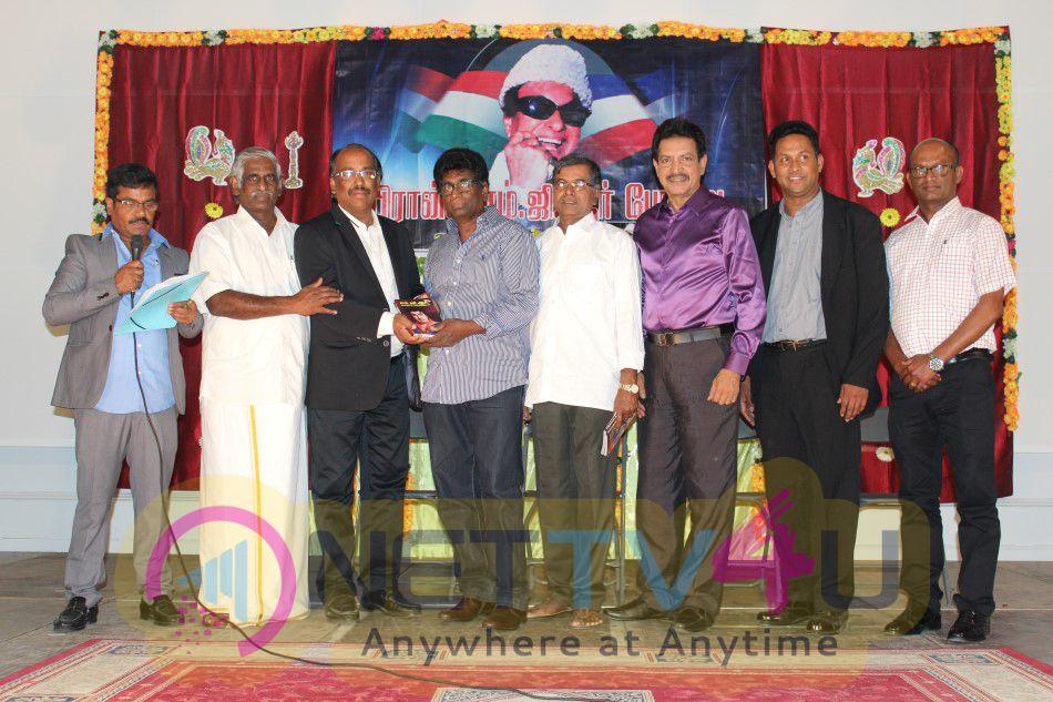 France MGR Vizha Tamil Event Stills Tamil Gallery