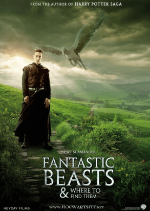 Fantastic Beasts And Where To Find Them Movie Review English Movie Review