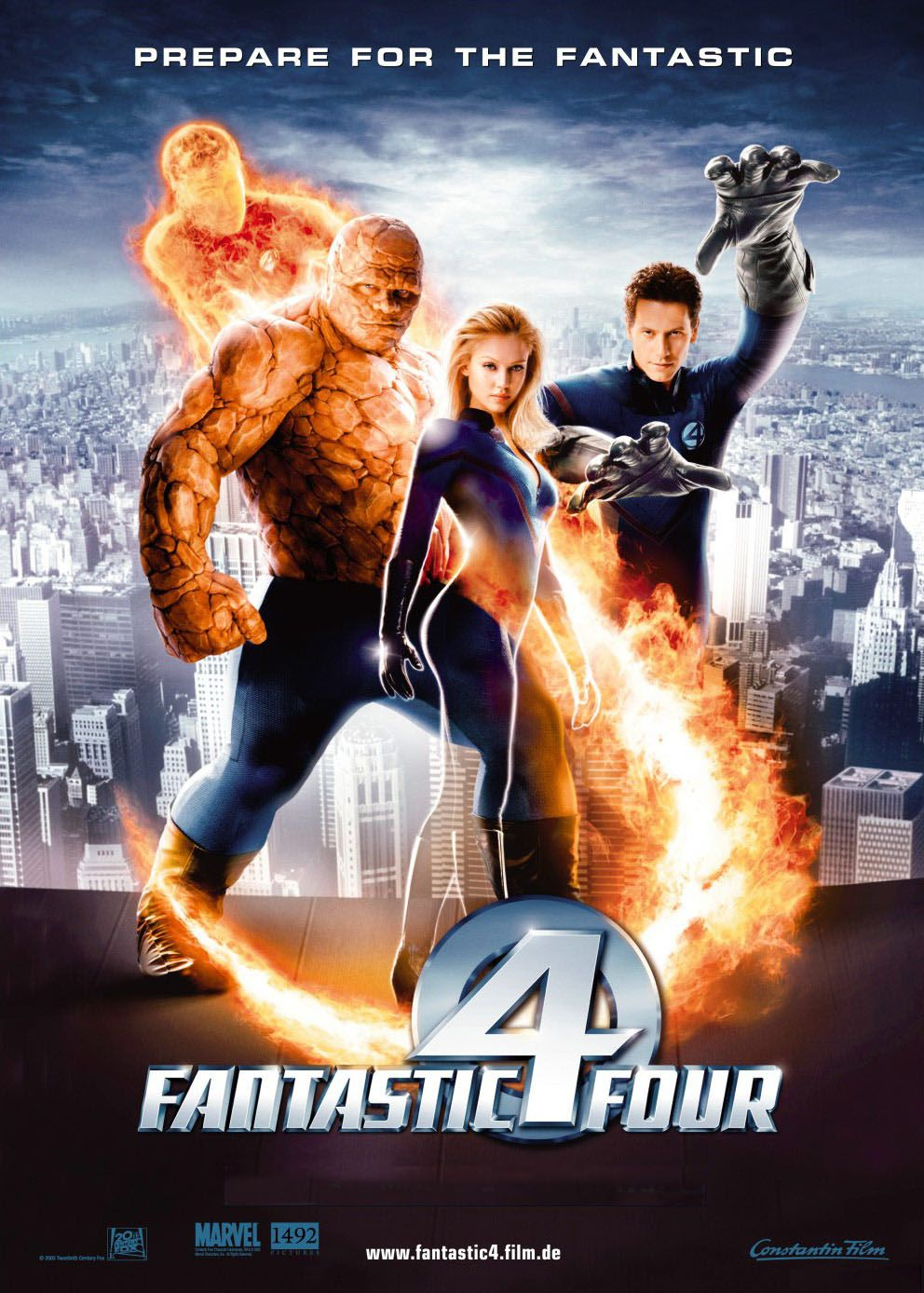 Fantastic Four Movie Review Hindi