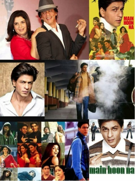 Farah Khan And SRK Planning Sequel Of Main Hoon..