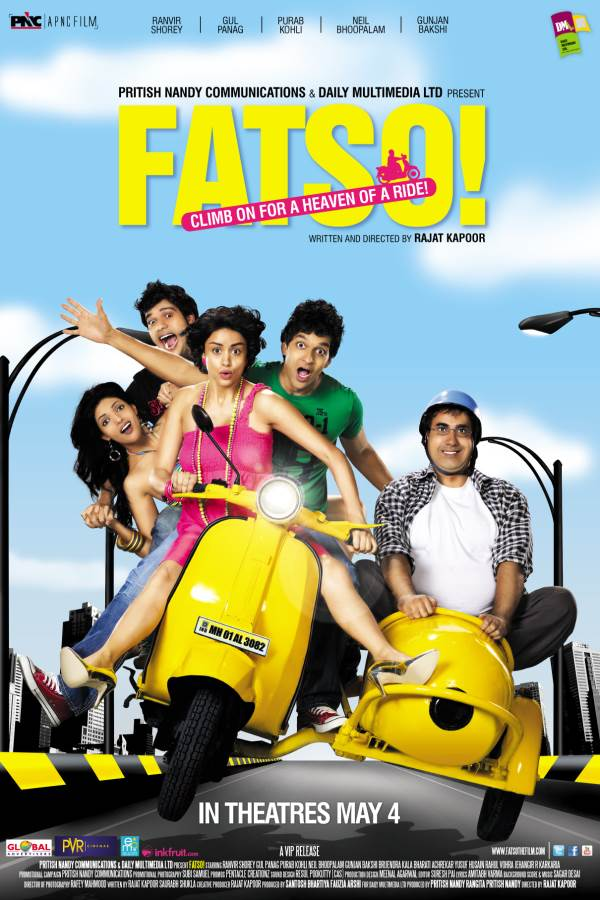 Fatso! Movie Review Hindi