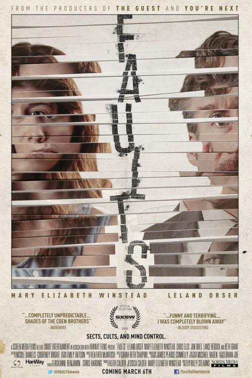 Faults Movie Review English