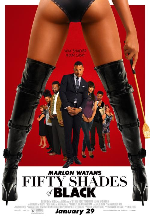 Fifty Shades Of Black Movie Review English Movie Review