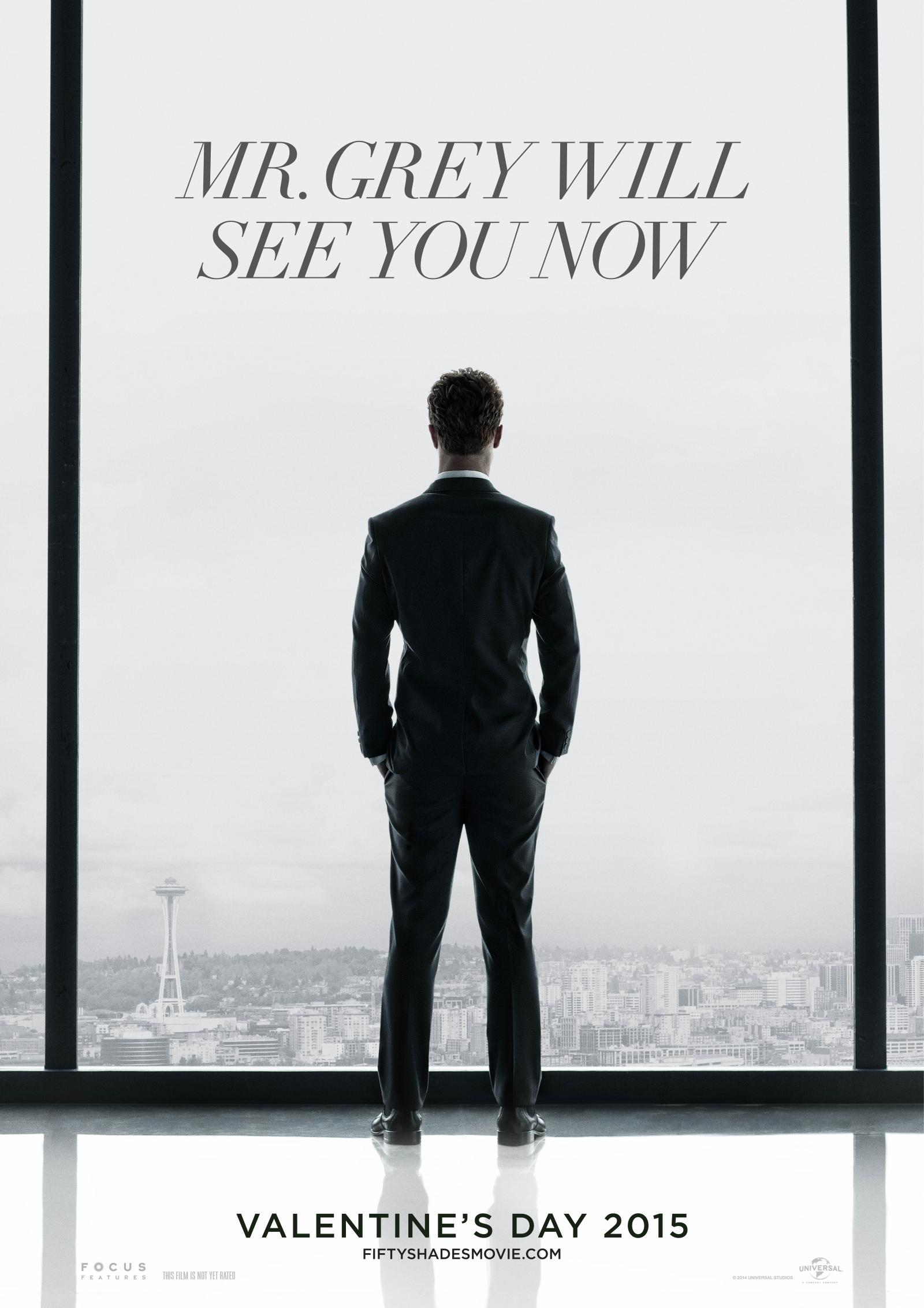 Fifty Shades of Grey Movie Review English