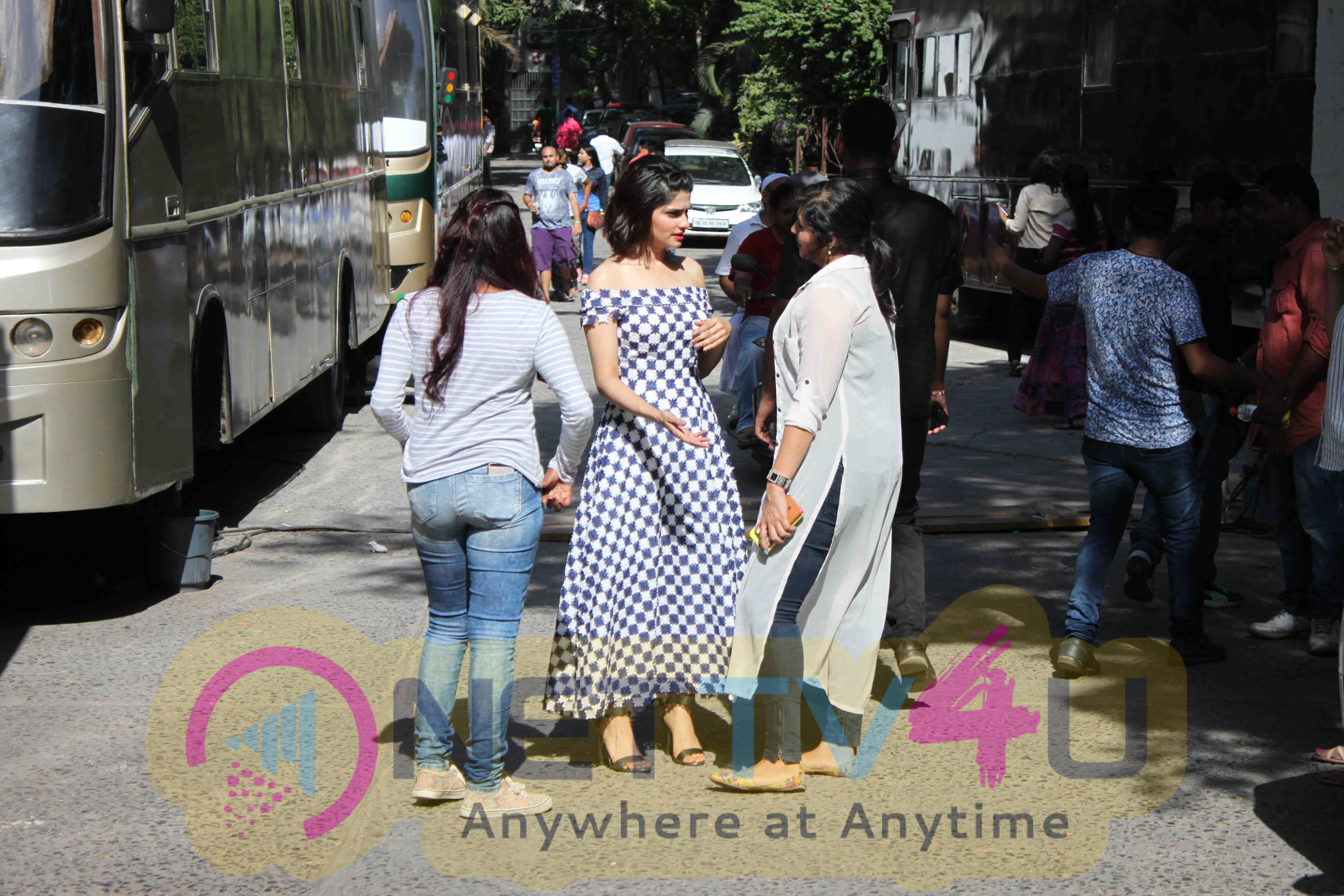 Film Azhar Promotions Exclusive Stills