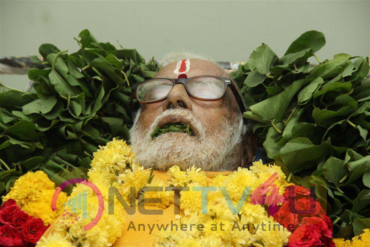 Flim News Anandhan Passed Away Photos