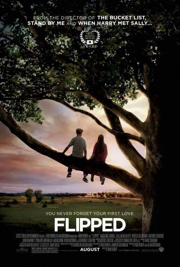 Flipped Movie Review English