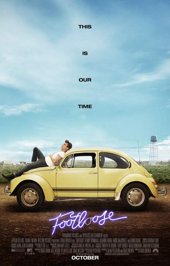Footloose Movie Review English
