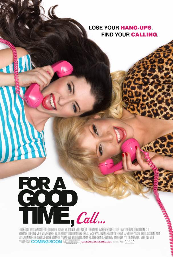 For A Good Time, Call... Movie Review English