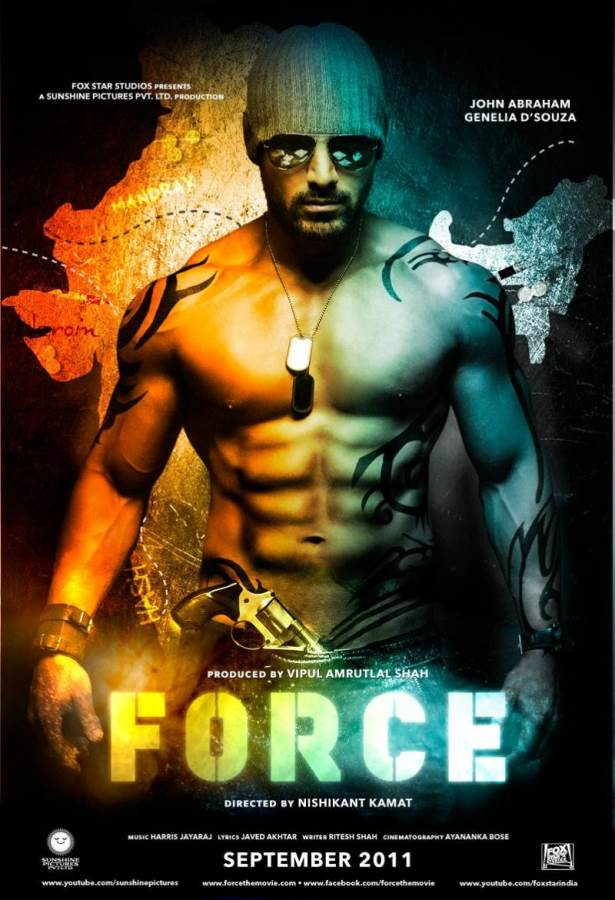 Force Movie Review Hindi