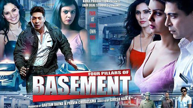 Four Pillars Of Basement Review Hindi Movie Review