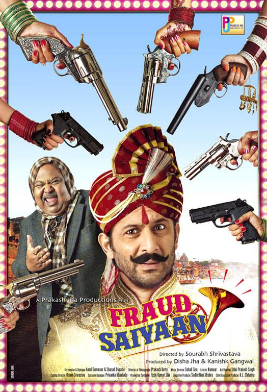 Fraud Saiyyan Movie Review Hindi