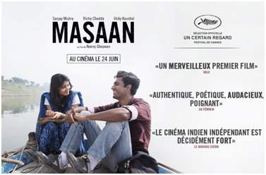 French Actress, Marion Cotillard Expresses Her Support To The Film, Masaan