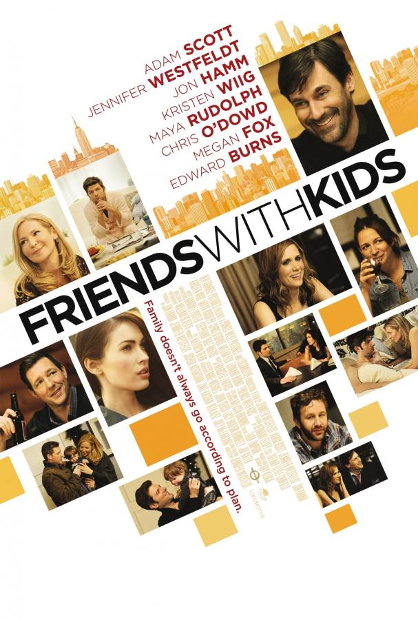 Friends With Kids Movie Review English