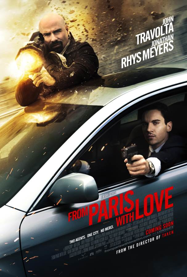 From Paris With Love Movie Review English