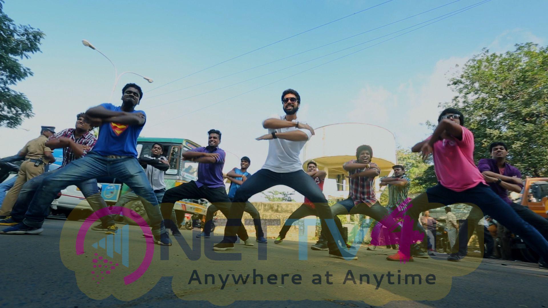 From The Desk Of Director & Actor Radhakrishnan Parthiban Stills