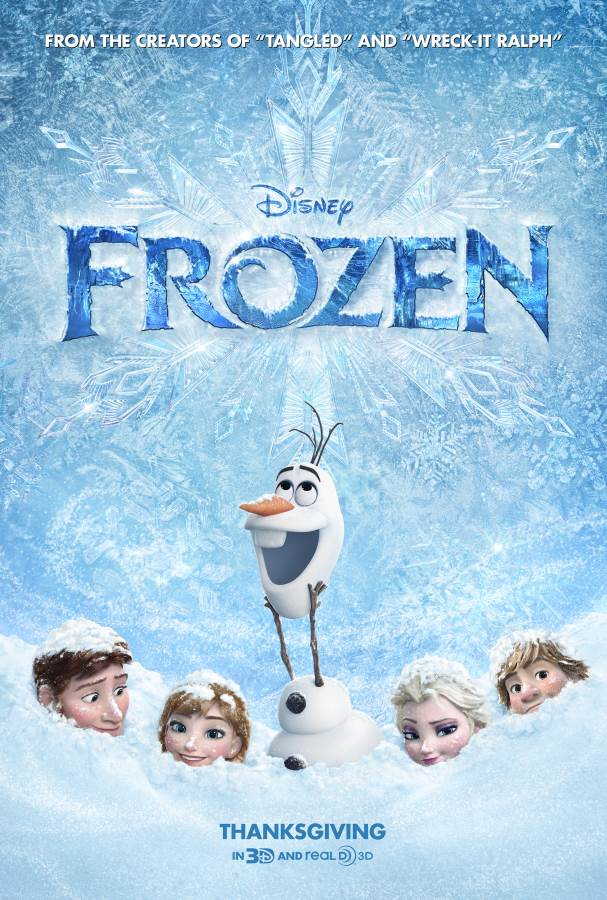 Frozen Movie Review English