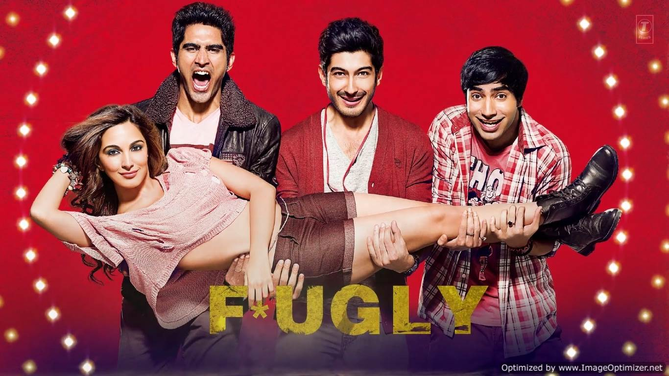 Fugly Movie Review Hindi