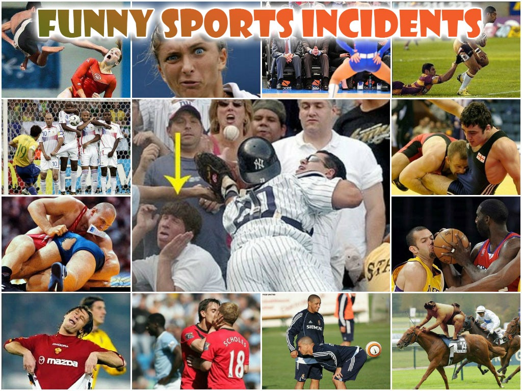 Funny Sports Incidents