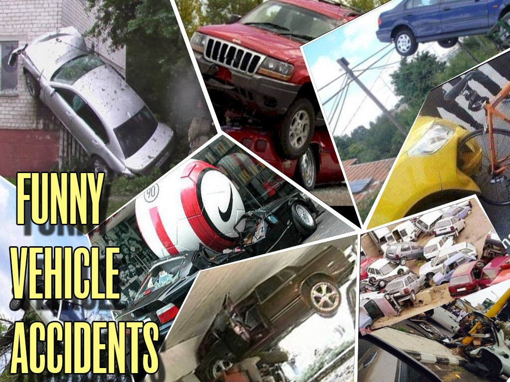 Funny Vehicle Accidents