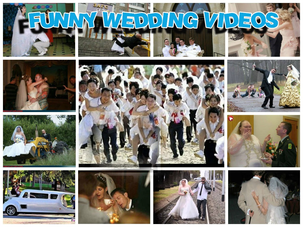 Funny Wedding Videos