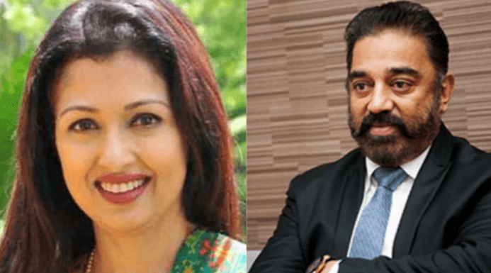 Kamal Haasan's and Gautami's 13-Year Old Relationship Comes to an End