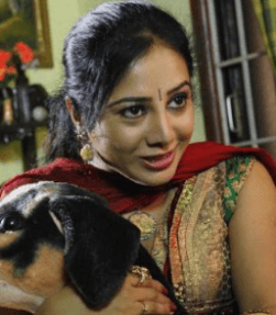 Gayathri Ramamurthy Tamil Actress