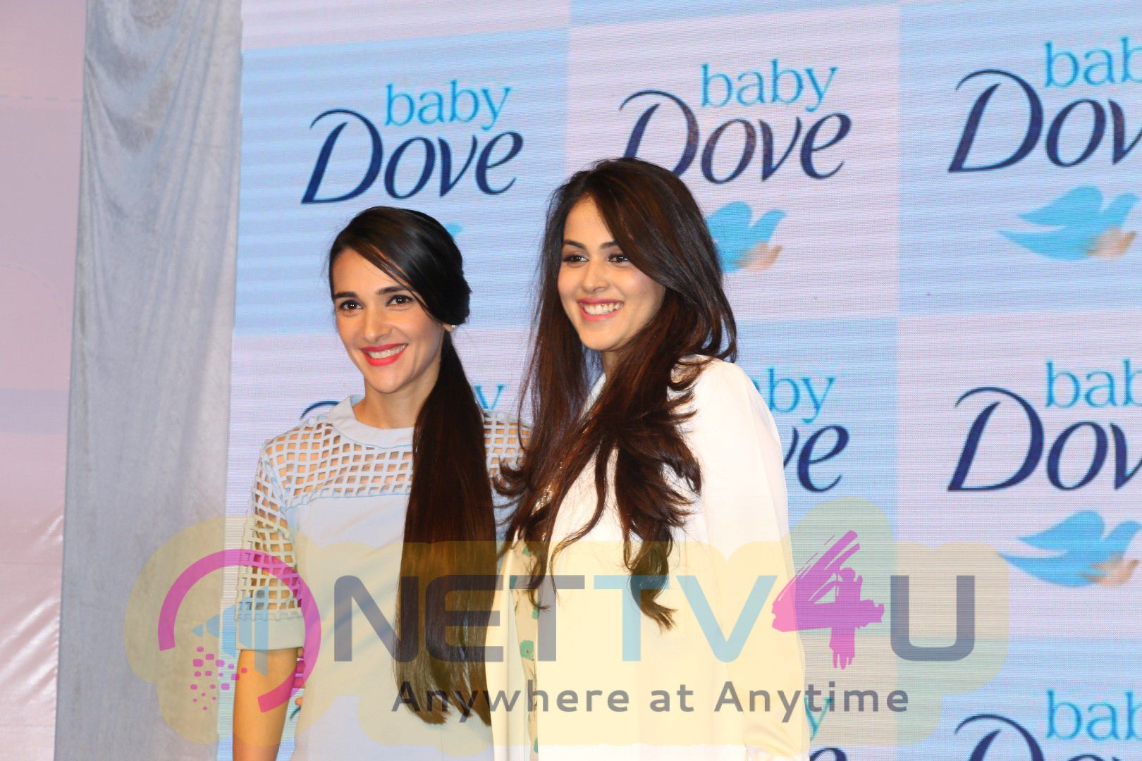 Genelia D Souza At Launch Of Baby Dove In India Photos Hindi Gallery