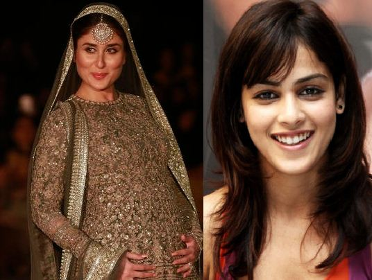 Genelia Denies To Give Pregnancy Tips To Kareen..