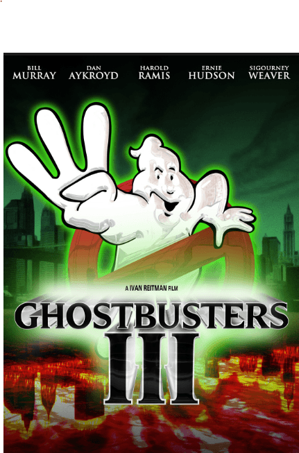 Ghostbusters III Movie Review