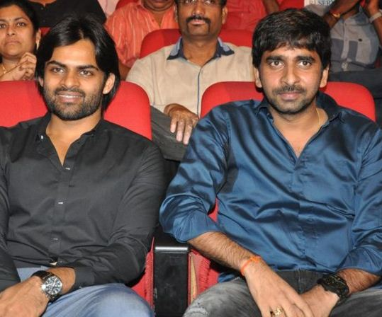 Gopichand Malineni Shows Sai Dharam As A Fashio..