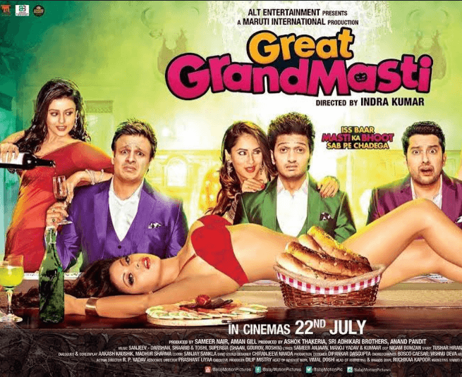 Great Grand Masti Movie Review Hindi Movie Review