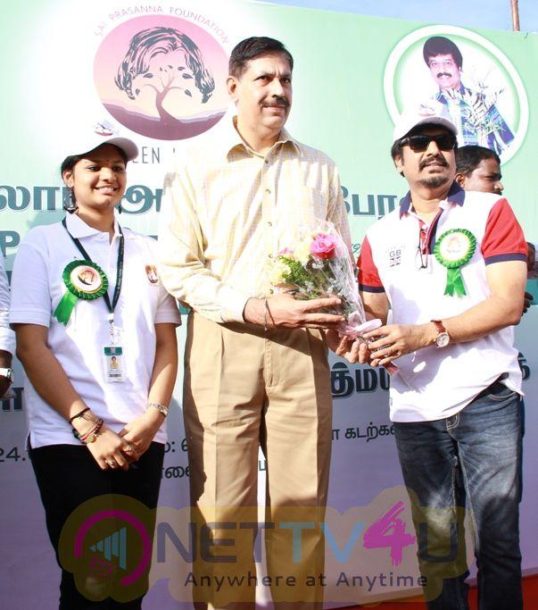 Green Kalam Peace Rally Event Beautiful Photos