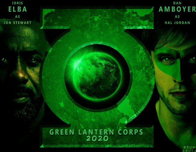 Green Lantern Corps Movie Review English Movie Review