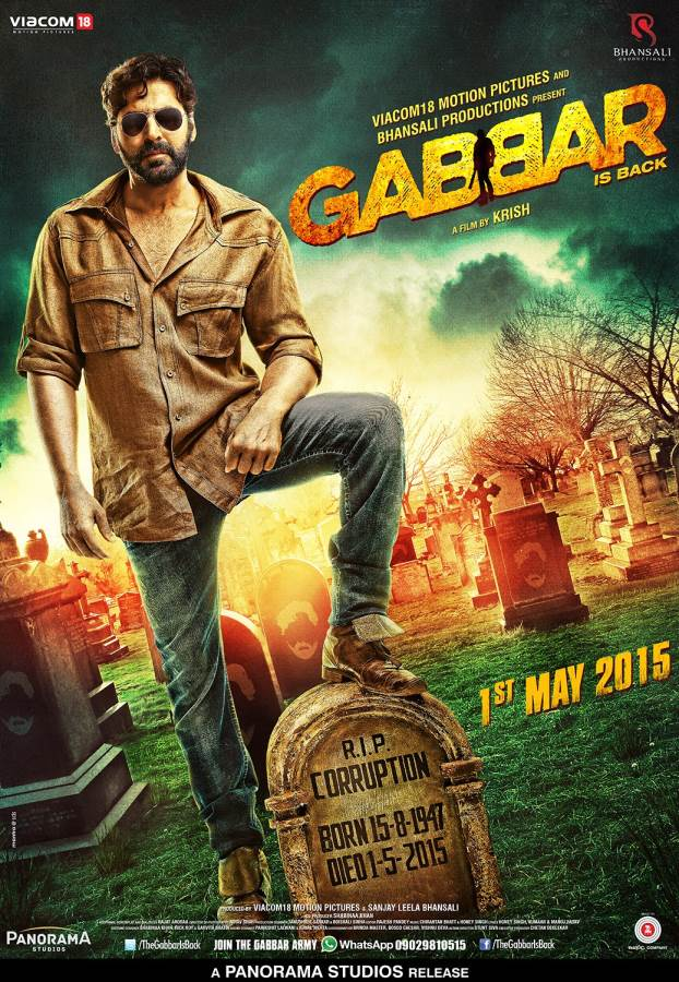 Gabbar is Back Movie Review Hindi