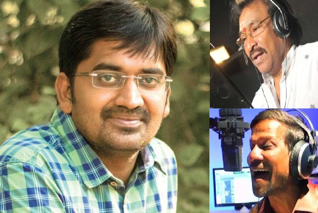 Gana Specialists Deva And Gana Bala Render Their Voice For Karunakaran!