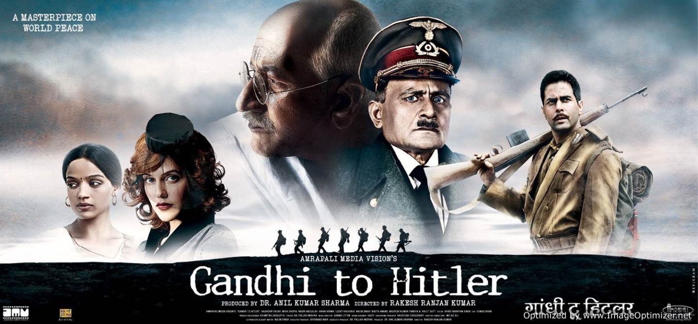Gandhi to Hitler Movie Review Hindi