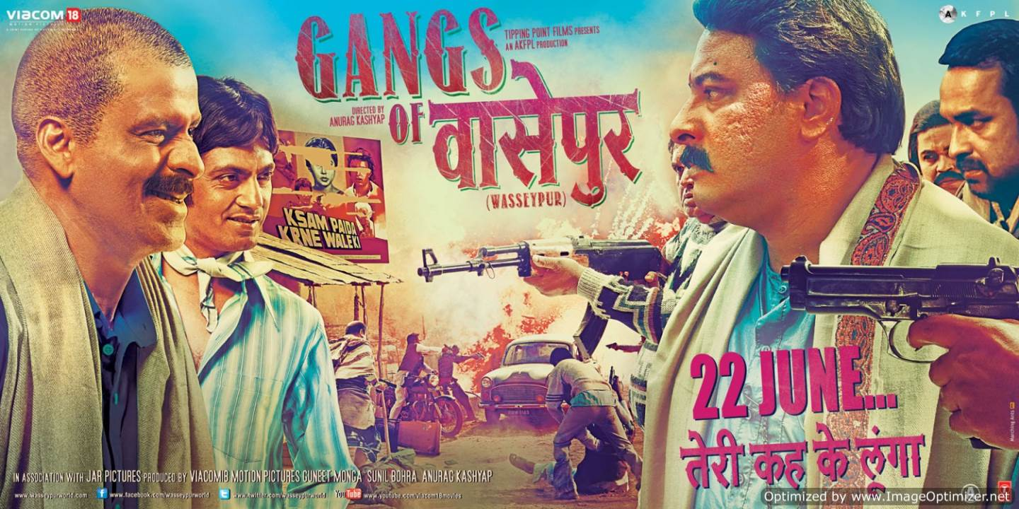 Gangs of Wasseypur  Movie Review Hindi