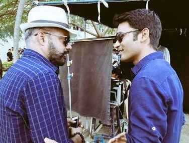 Gautham Menon And Dhanush Movie Goes On The Floors!