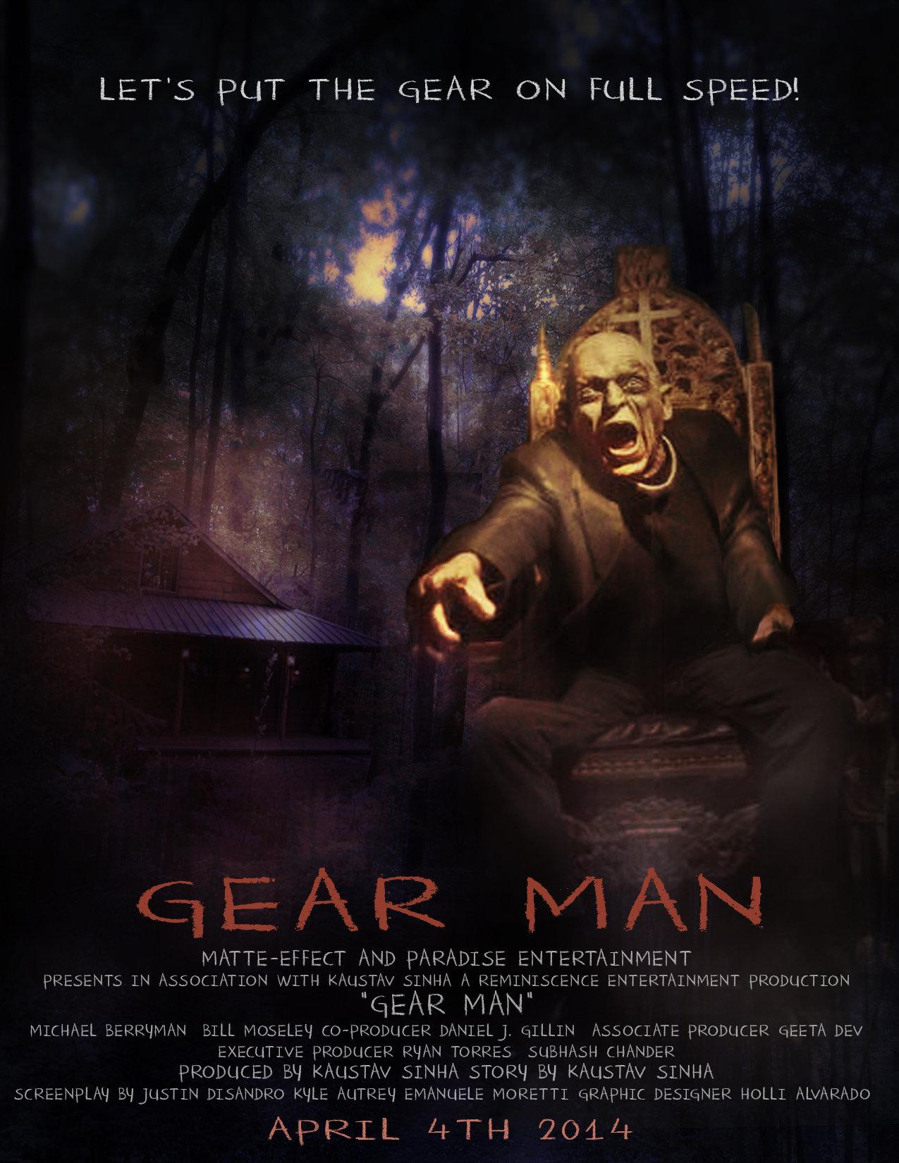 Gear Man Movie Review English