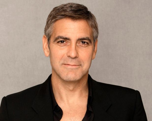 George Clooney's Security Backup!