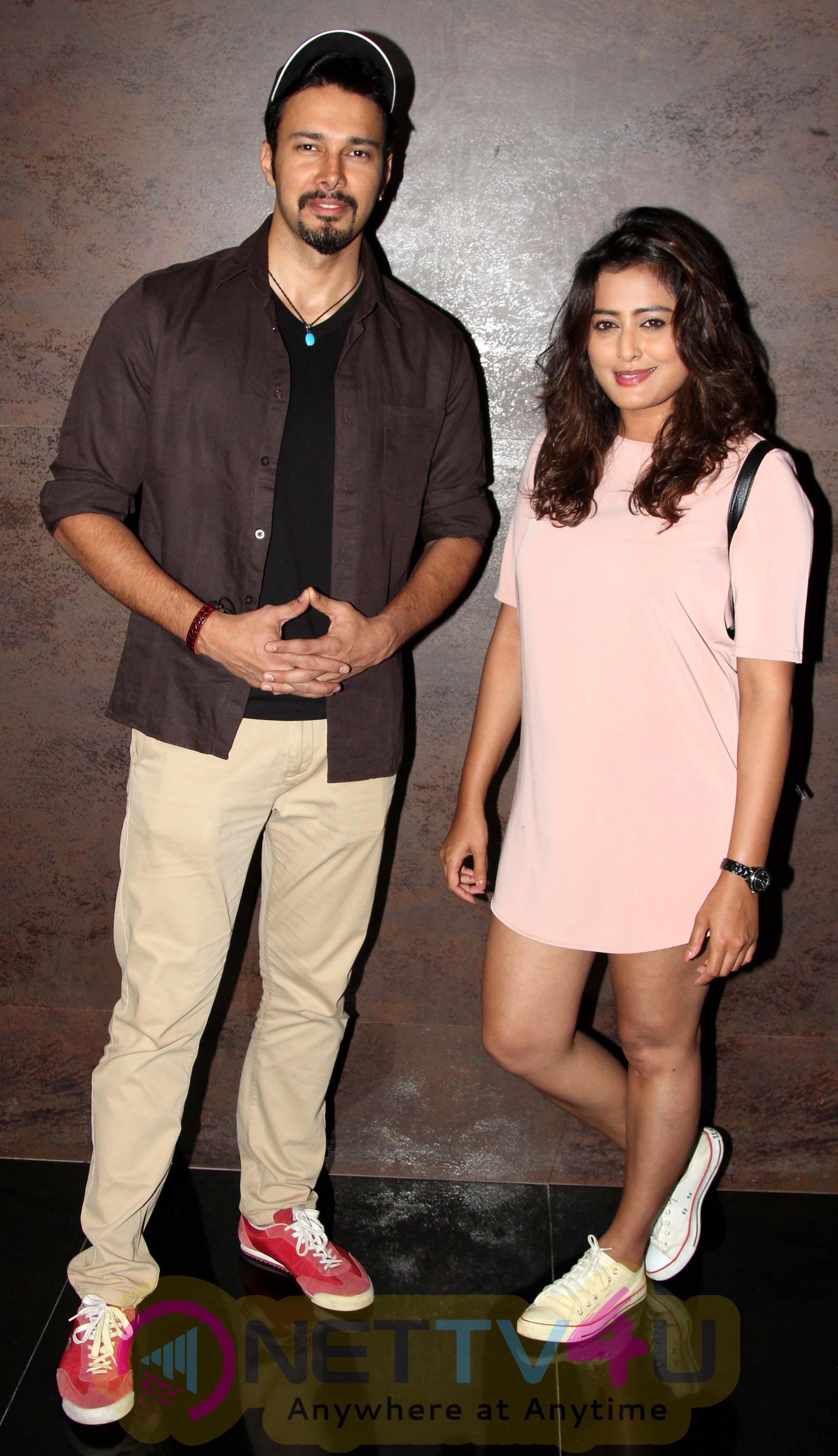 Get Direct Ishq Trailer Rajniesh Duggall Nidhi Subbaiah Photos Hindi Gallery