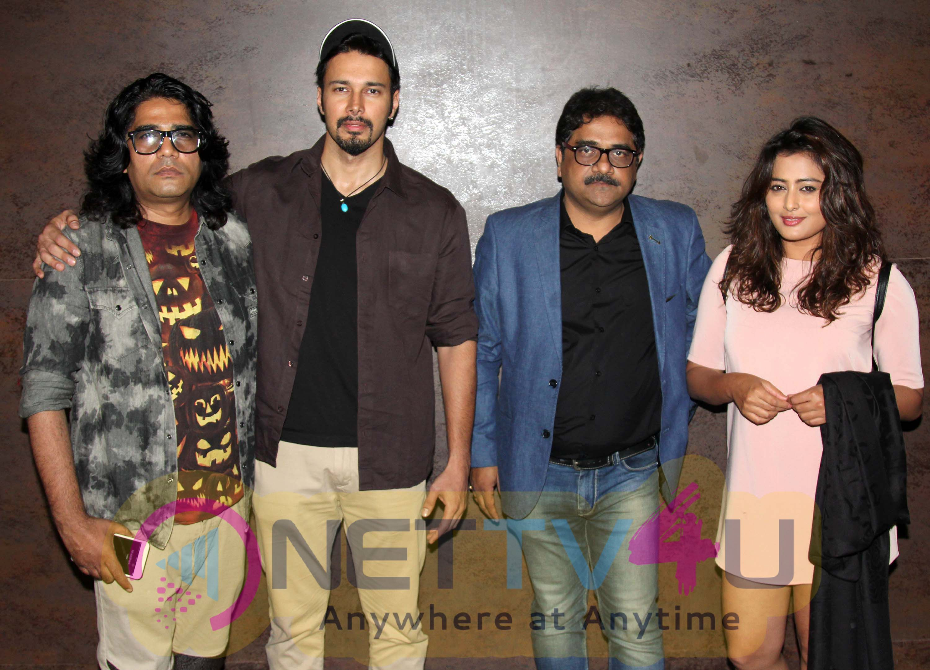 Get Direct Ishq Trailer Rajniesh Duggall Nidhi Subbaiah Photos Hindi Gallery