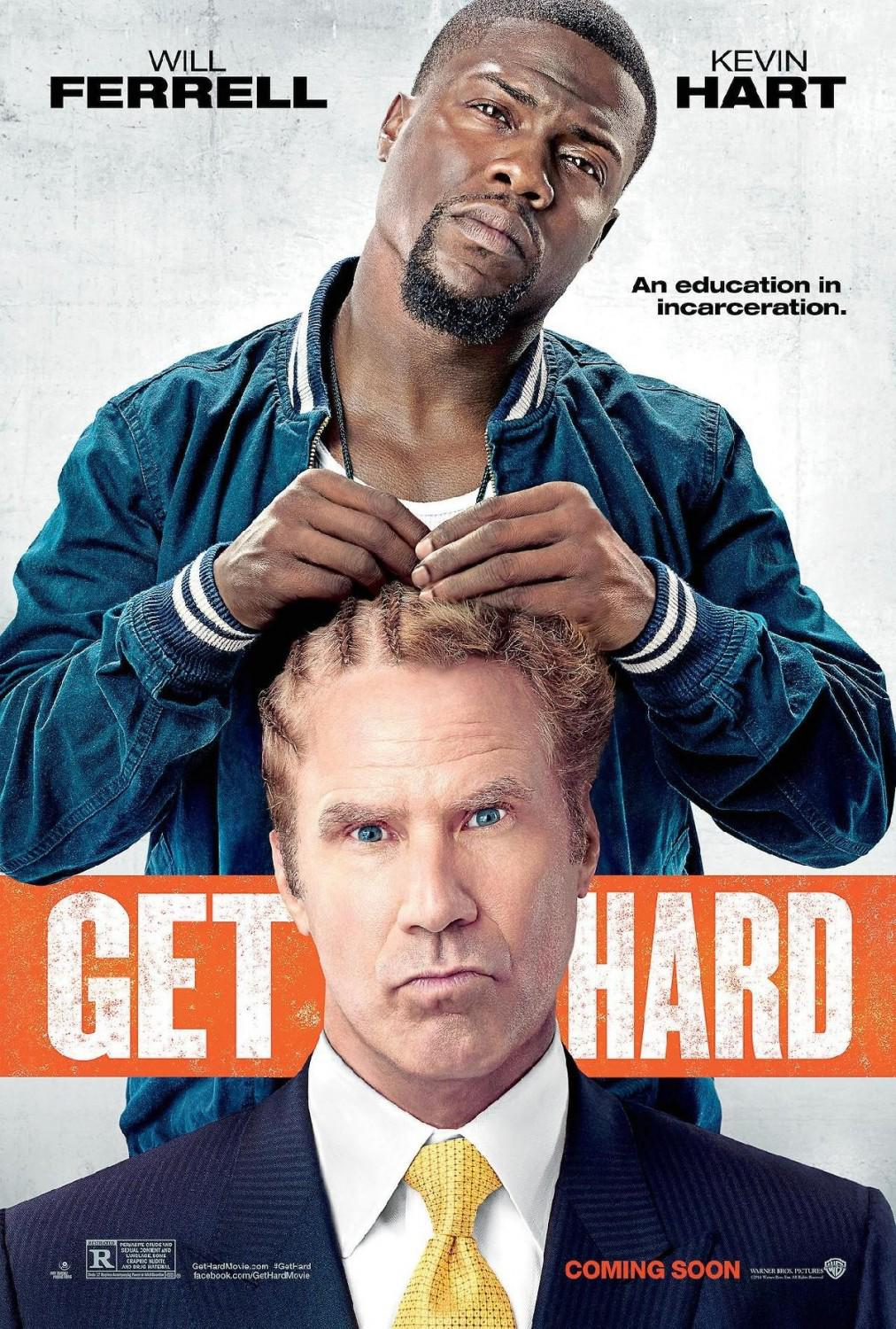 Get Hard Movie Review English