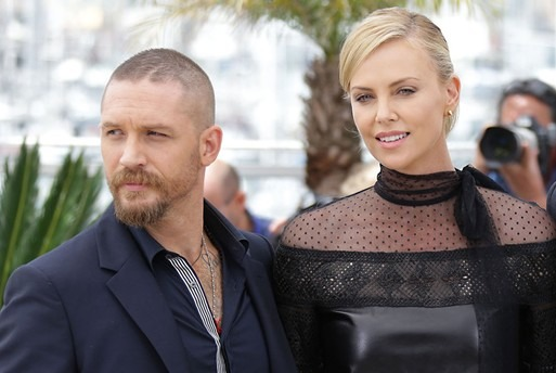 Getting Along Wasn't Easy For Charlize And Tom