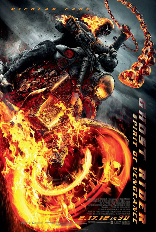 Ghost Rider: Spirit Of Vengeance Movie Review English