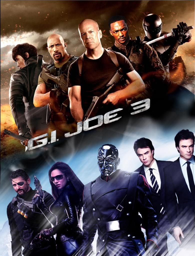 G.I. Joe 3 Movie Review