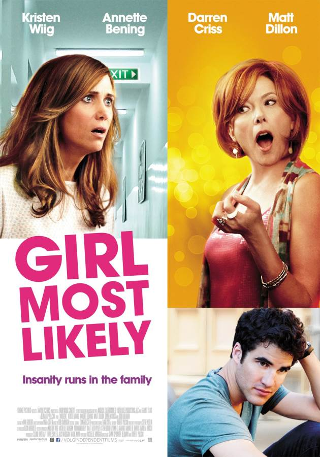 Girl Most Likely Movie Review English