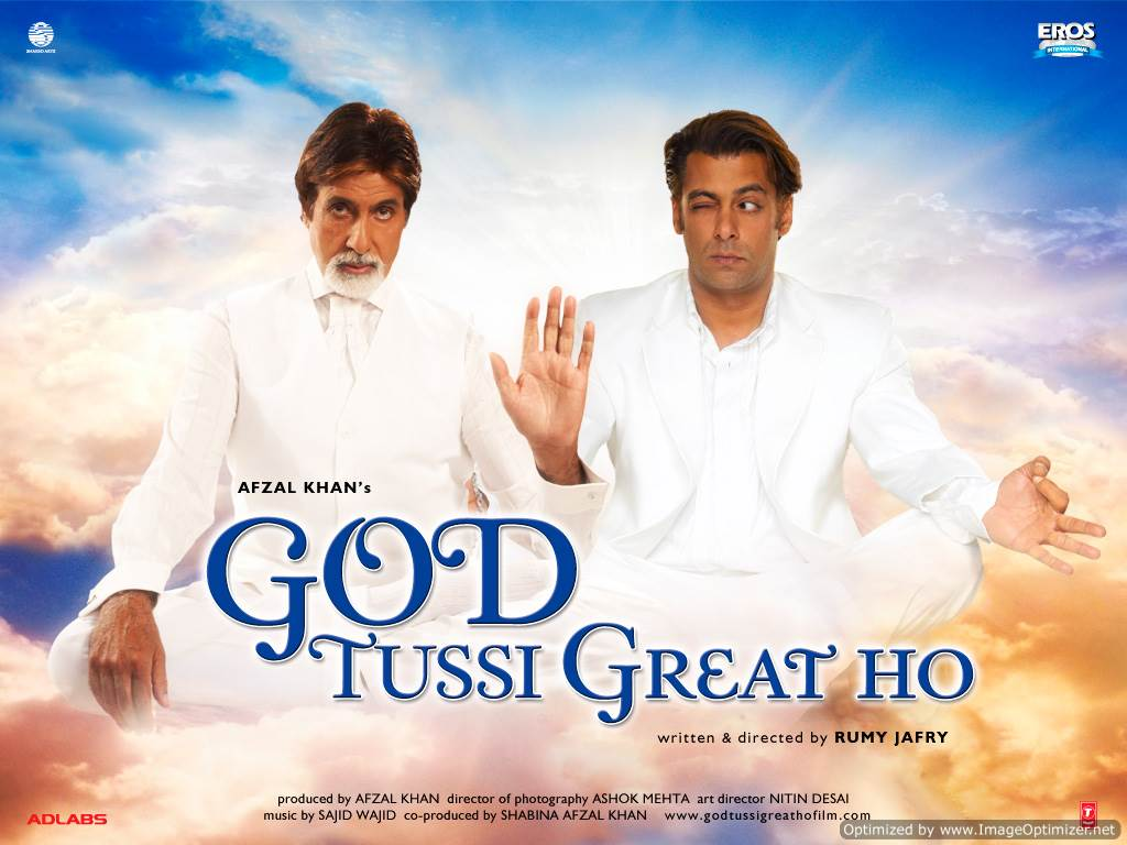 God Tussi Great Ho Movie Review Hindi