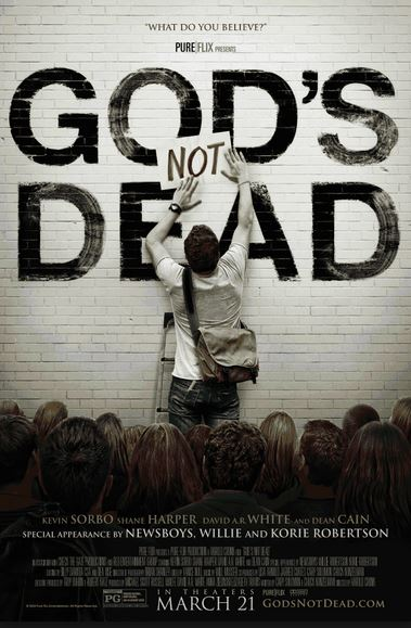 God's Not Dead Movie Review English